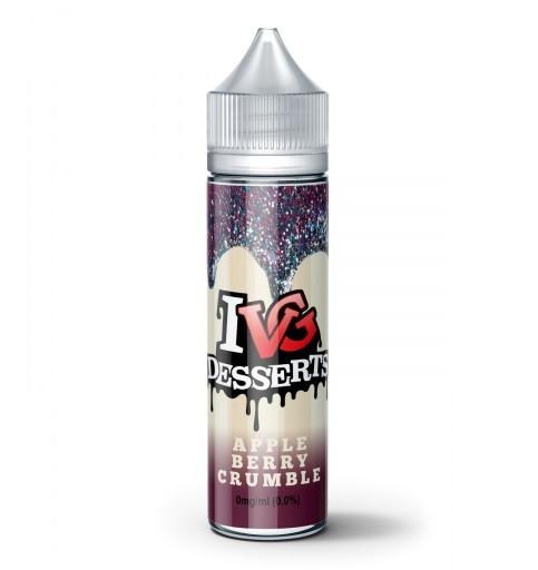 IVG - Desserts - Apple Berry Crumble 50ml 0mg