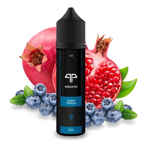 Professor Puff Blueberry Pomegranate 15ml Longfill