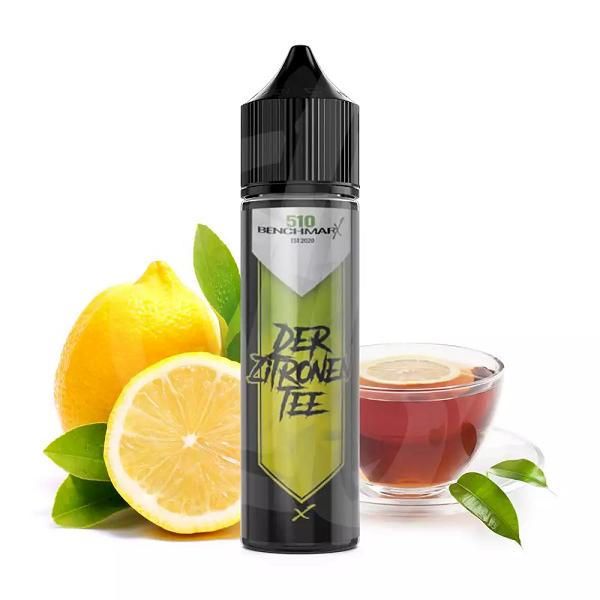 510CLOUDPARK BenchmarX Der Zitronen Tee Aroma 20ml