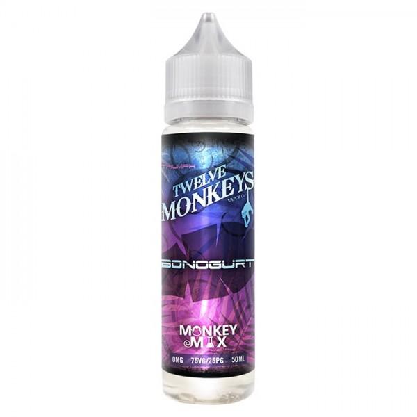 Twelve Monkeys - Bonogurt 50ml 0mg