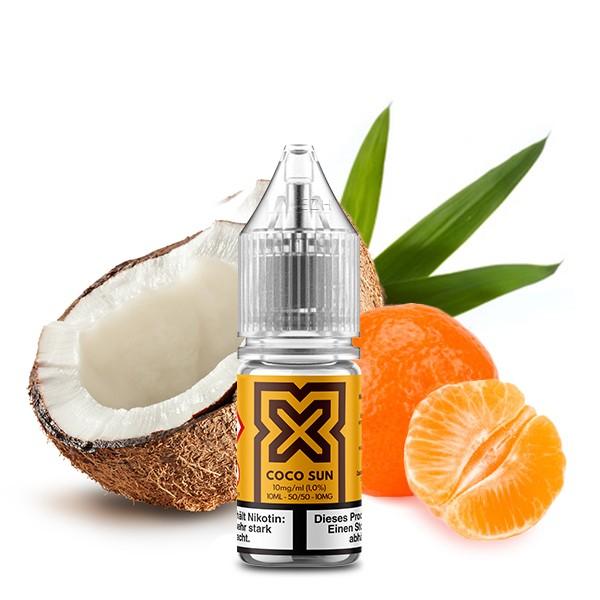 POD SALT X Coco Sun Nikotinsalz Liquid 10 ml