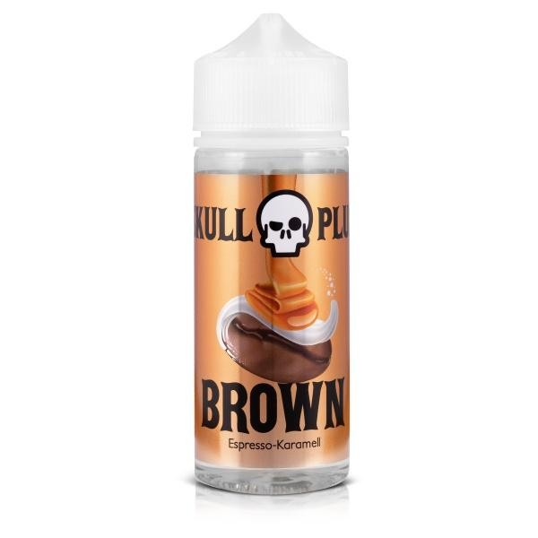 Skull Plus-Brown 100ml 0mg