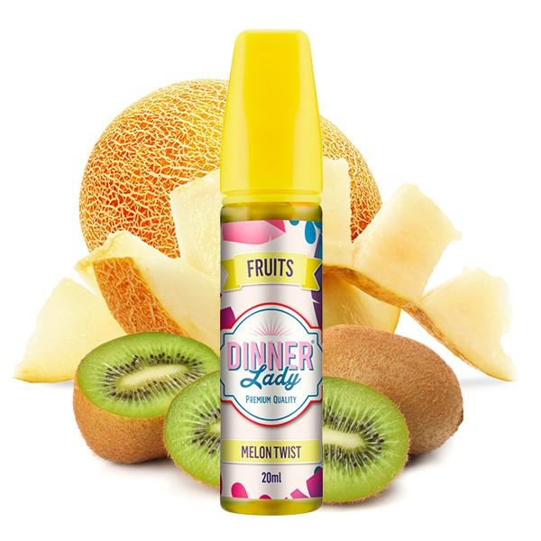 DINNER LADY FRUITS Melon Twist Aroma 20ml ml