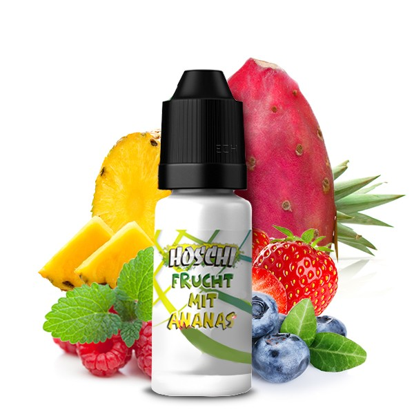HOSCHI Frucht mit Ananas Aroma 10ml