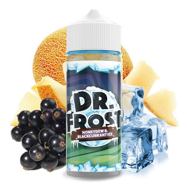 Dr. Frost - Honeydew Blackcurrant 100ml 0mg