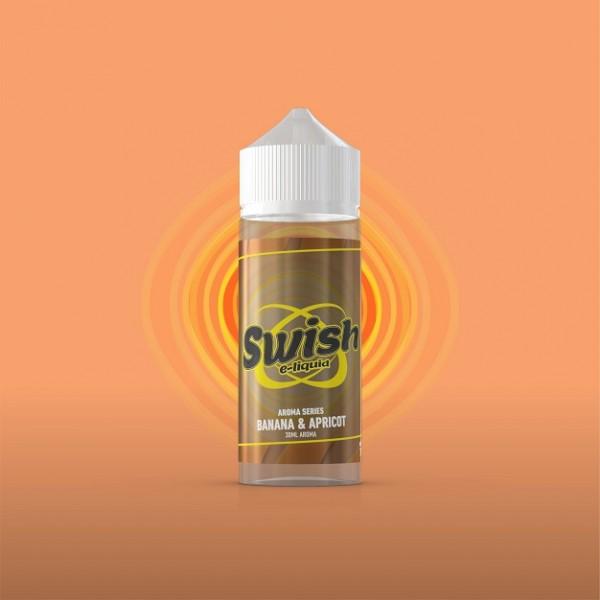 Swish - E-Liquid - Banana und Apricot 30ml