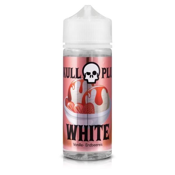 Skull Plus-White 100ml 0mg