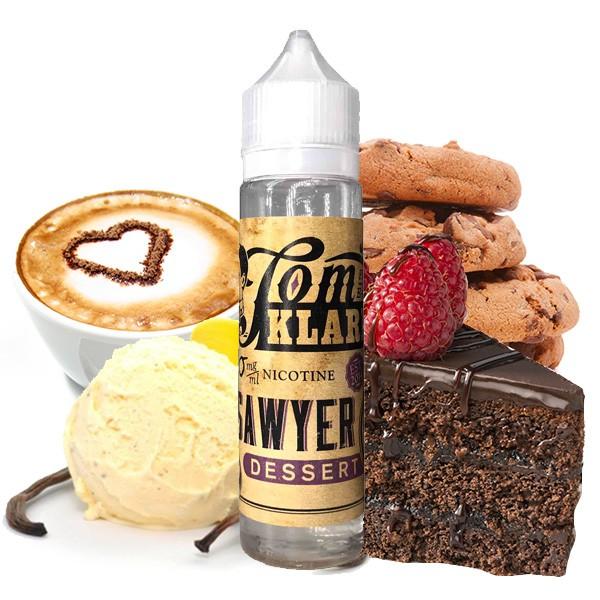 TOM KLARK'S TOM SAWYER Dessert Premium Liquid 60 ml | 3mg