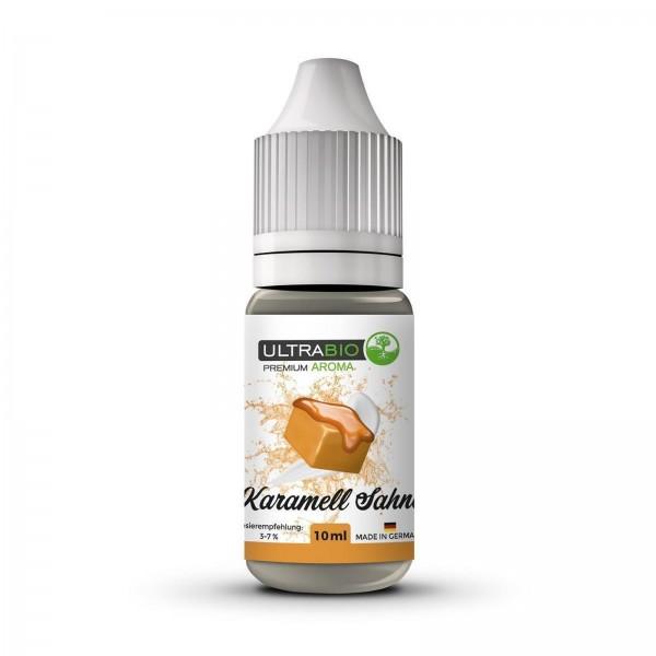 Ultrabio® Karamel Sahne 10 ml Aroma