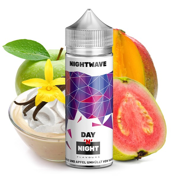 Day ´n Night´- Nightwave 30ml Aroma