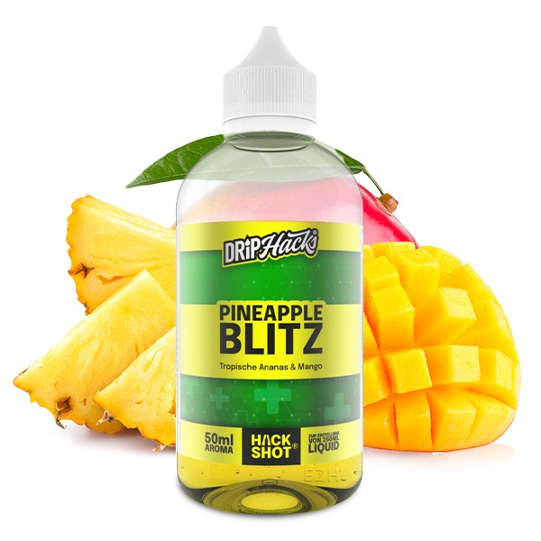 DRIP HACKS Pineapple Blitz Aroma 50ml
