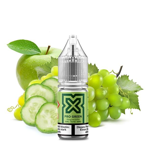 POD SALT X Pro Green Nikotinsalz Liquid 10 ml