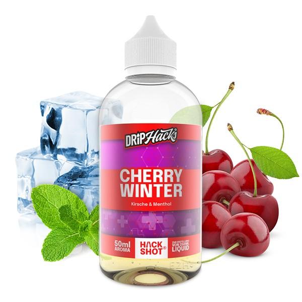 DRIP HACKS Cherry Winter Aroma 50ml