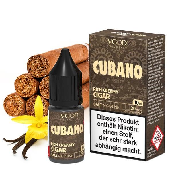 VGOD SALTNIC CBNO Nikotinsalz Liquid 10 ml