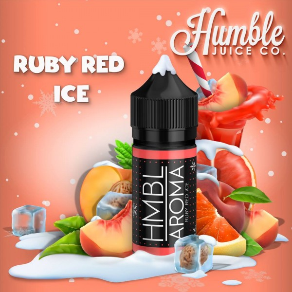 HMBL - Ruby Red Ice 30ml Aroma