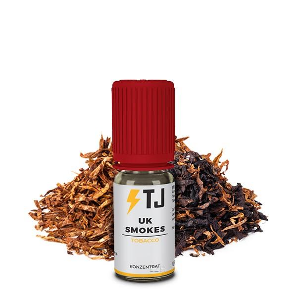 T-Juice TOBACCO - UK Smokes Aroma 10ml