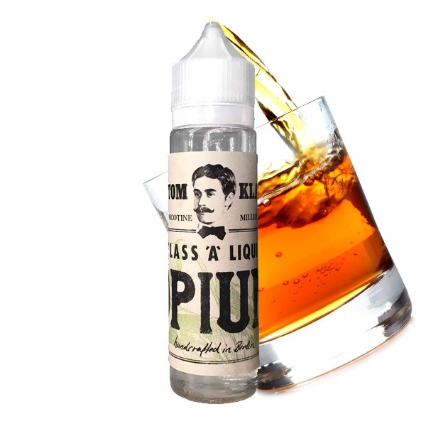 TOM KLARK'S Opium Premium Liquid 60 ml   3mg