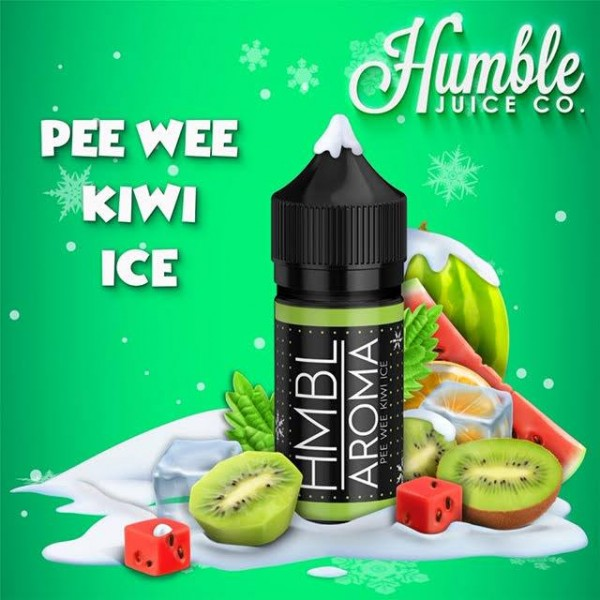 HMBL - Pee Wee Kiwi Ice 30ml Aroma