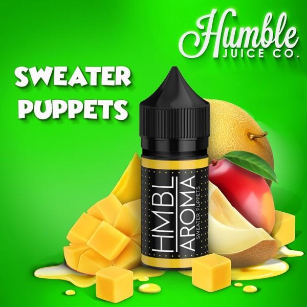 HMBL - Sweater Puppets 30ml Aroma