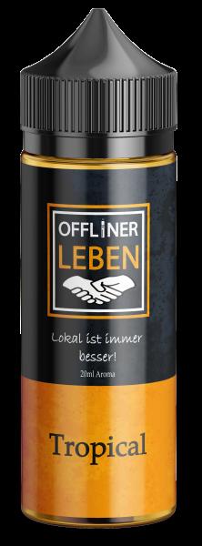 Offline Leben Tropical 20ml Flasche