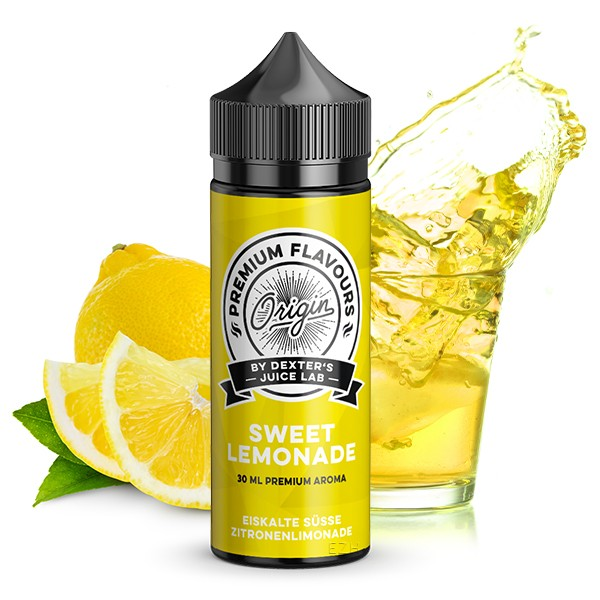 Dexter's Juice Lab - Origin - Sweet Lemonade - 30ml Aroma (Longfill)