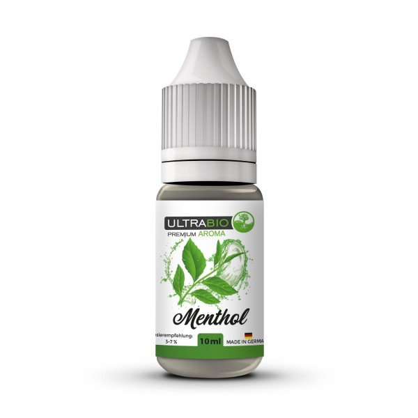 Ultrabio® Menthol 10 ml Aroma