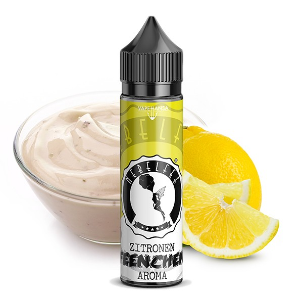 NEBELFEE Zitronen Feenchen Aroma 10ml